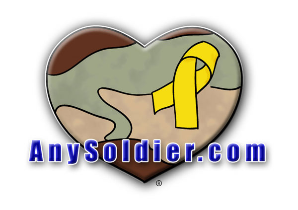 Any Soldier Full Logo