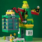 Build Your Own LEGO Leprechaun Trap